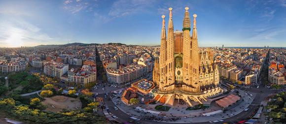 Barcelona graphic